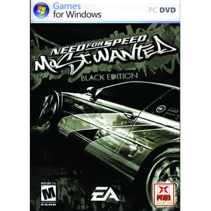 Jual Need For Speed Most Wanted Black Edition Pc Kab Garut Kiki Kusnadi Collection Tokopedia