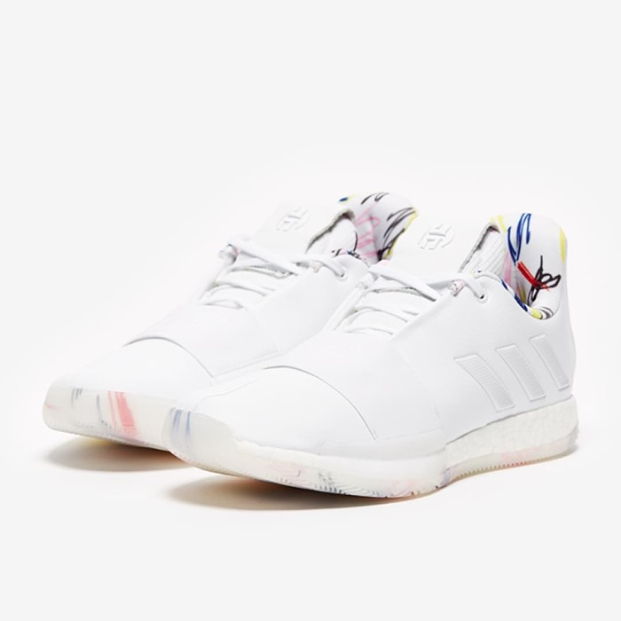 adidas harden vol 3 white buy clothes