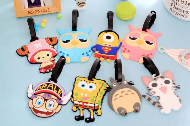 Jual Spongebob Luggage Tag Lucu Kartun Imut Kota Bekasi Sukses Yuk Tokopedia