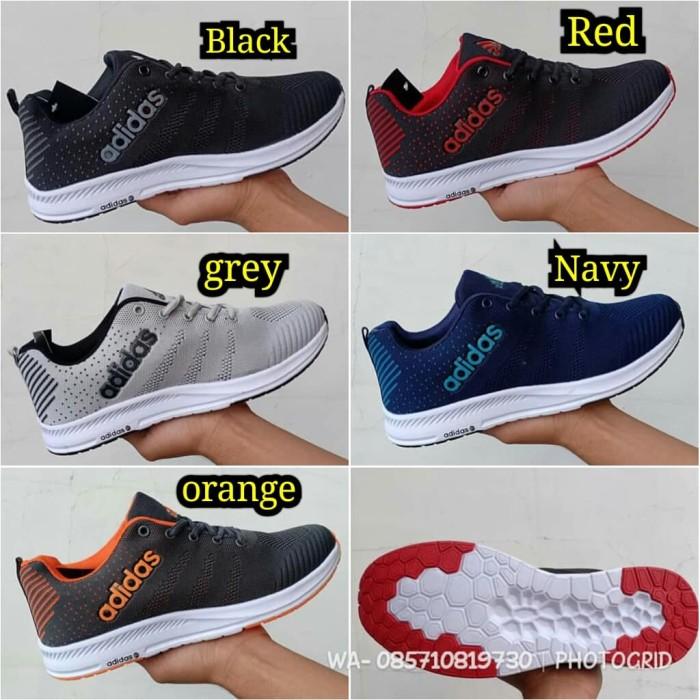 ... harga Sepatu pria adidas climacool running biru navy dongker  Tokopedia.com 19d852c493