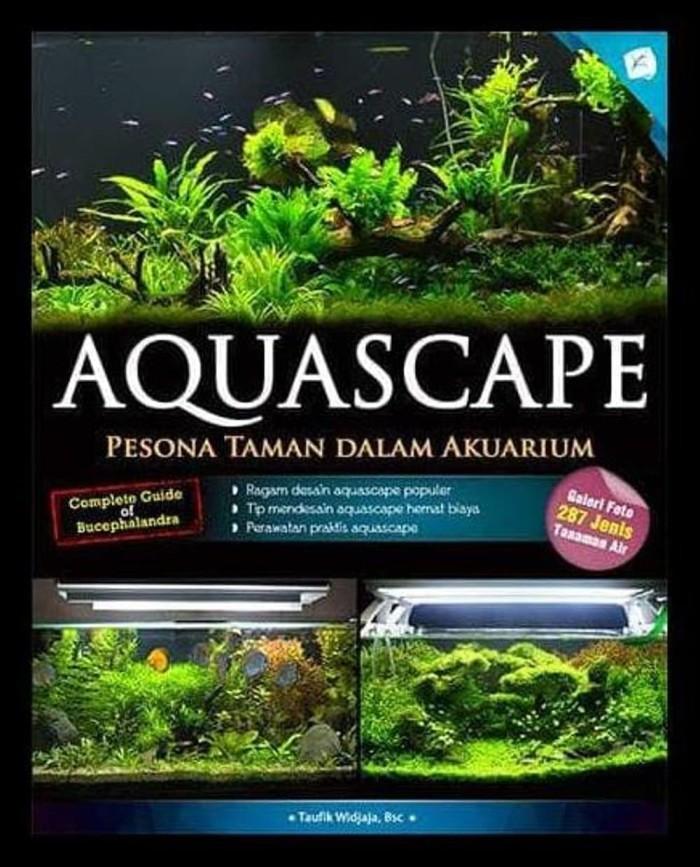 Jual Dijual Murah Aquascape Pesona Taman Dalam Akuarium Murah