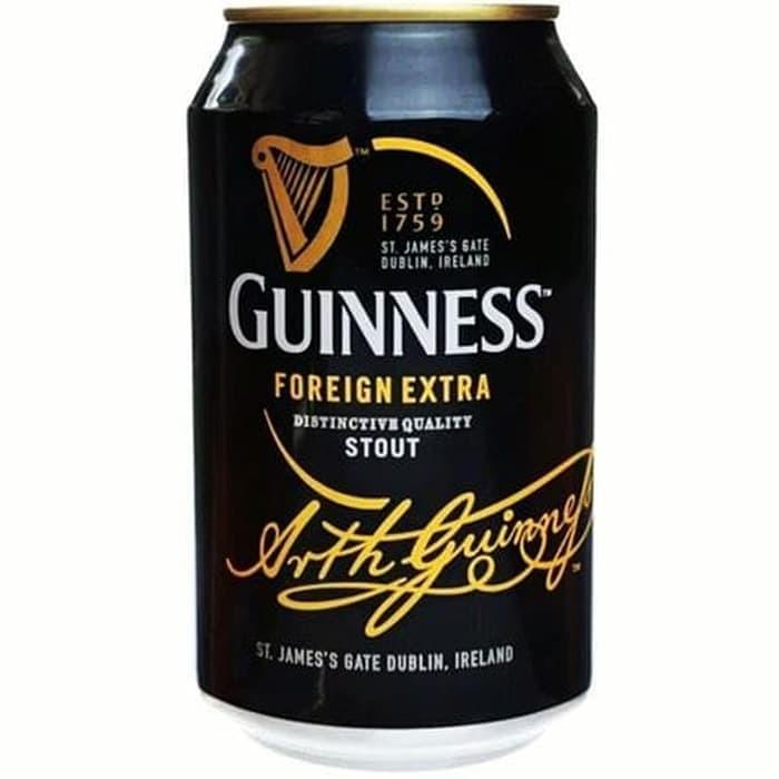 harga Beer Guinness 320ml Bir beralkohol Guinness 320ml x 24pcs Tokopedia.com