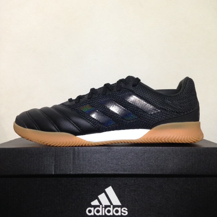 537d8bd56 Jual Sepatu Futsal Adidas Copa 19.3 IN Sala Black D98066 Original ...
