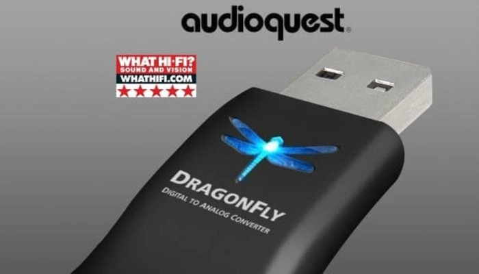 Jual Audioquest Dragonfly Black Portable USB DAC AMP - kekerx | Tokopedia