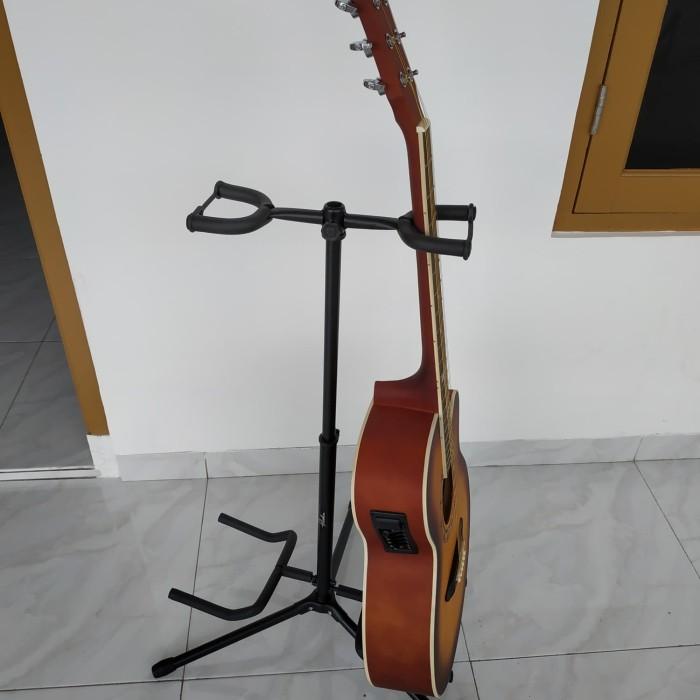Foto Produk Stand Gitar Double dari bayaw musik