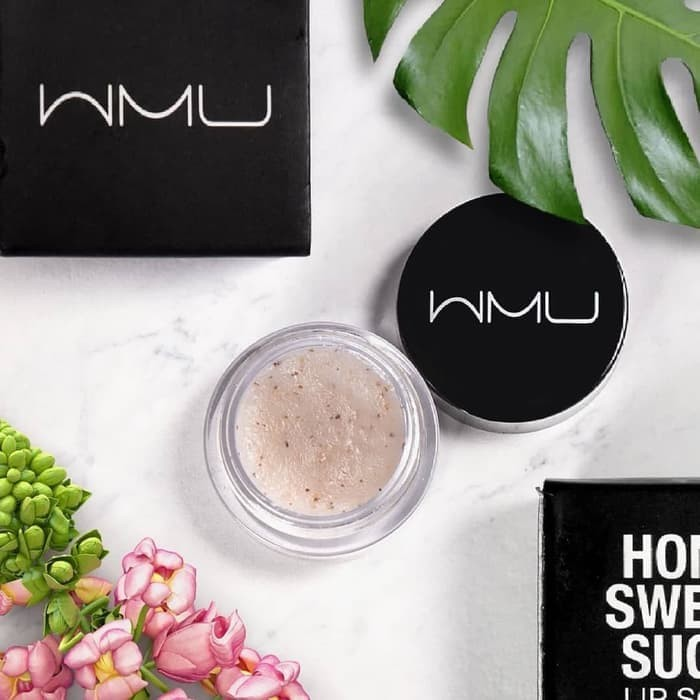 Lip Scrub WMU Beauty Honey Sweety Sugar