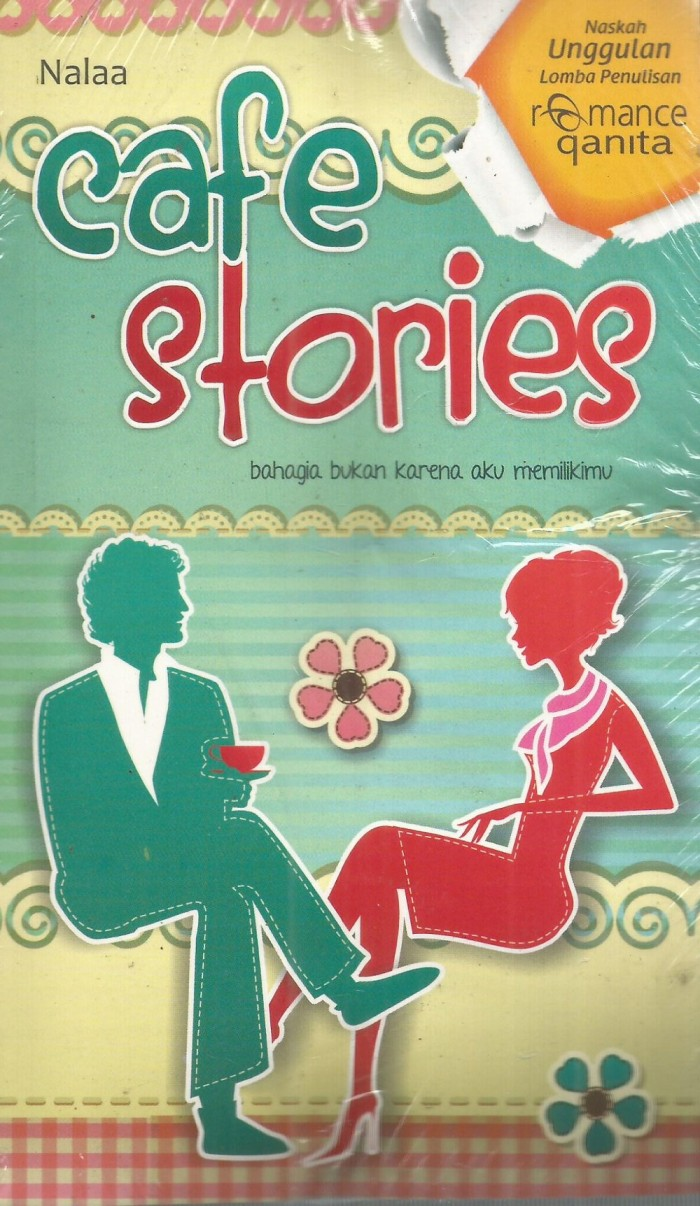 Jual BUKU CAFE STORIES Jakarta Selatan CTAM Olshop