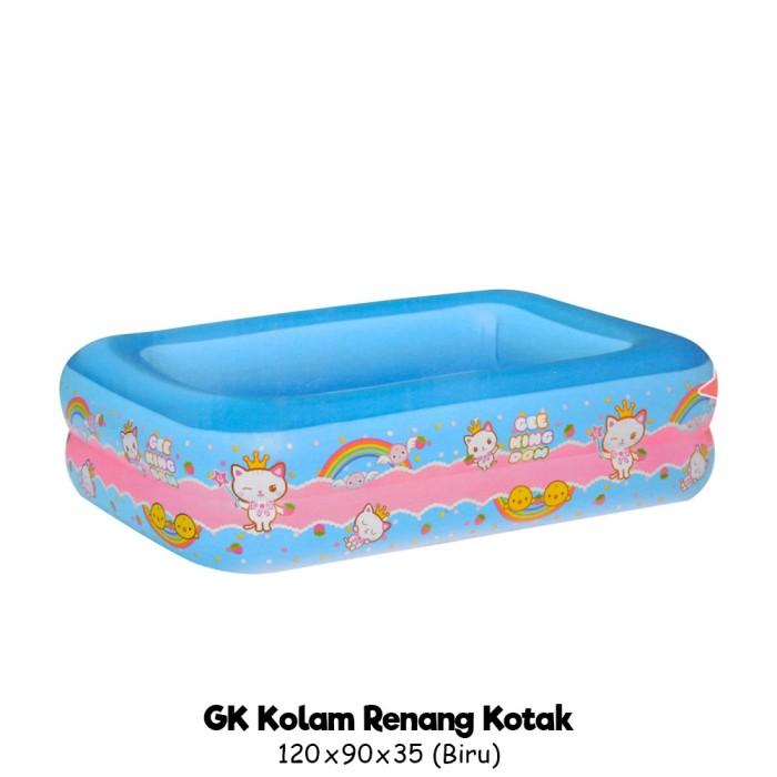 Jual Gk Kolam Renang Kotak Ukuran 120x90x35 Kolam Renang Anak Jadd Kota Surabaya Cuan Mall Tokopedia