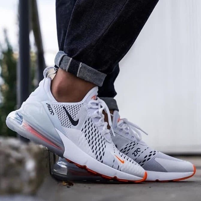 Nike Air Max 270 'Just Do It' White