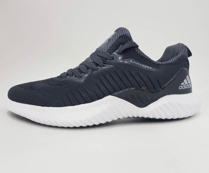 1598f8d212101 Sepatu Adidas Alphabounce   Sepatu pria   Sepatu Sneakers   sepatu gym