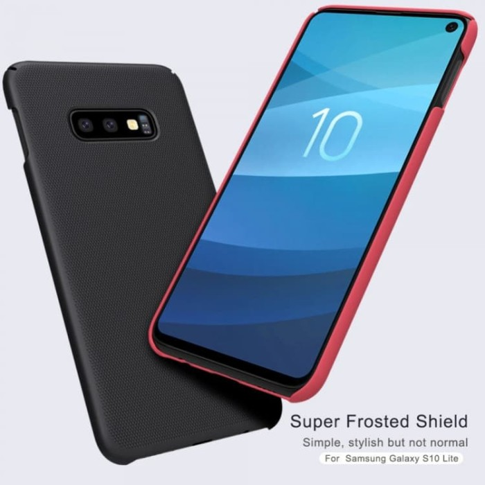 harga Samsung galaxy s10 lite nillkin hardcase frosted shield case original Tokopedia.com