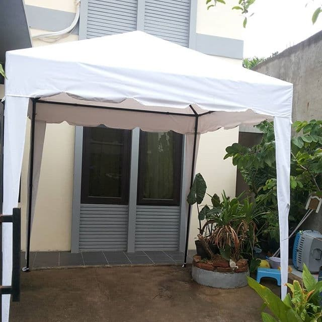Jual Tenda Cafe 2x2 Tenda Bazar Tenda Promosi Tenda Gazebo Kota Bogor Keisha Store Tokopedia