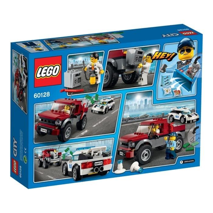 Jual Lego City Police Pursuit Mainan Koleksi Asli Bricks