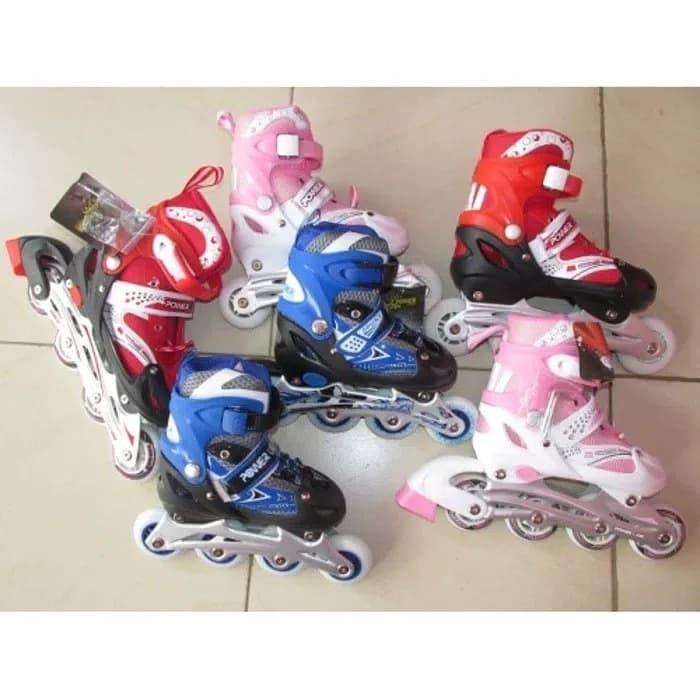 harga Sepatu roda anak ukuran s m l - inline skate / sepatu roda Tokopedia.com