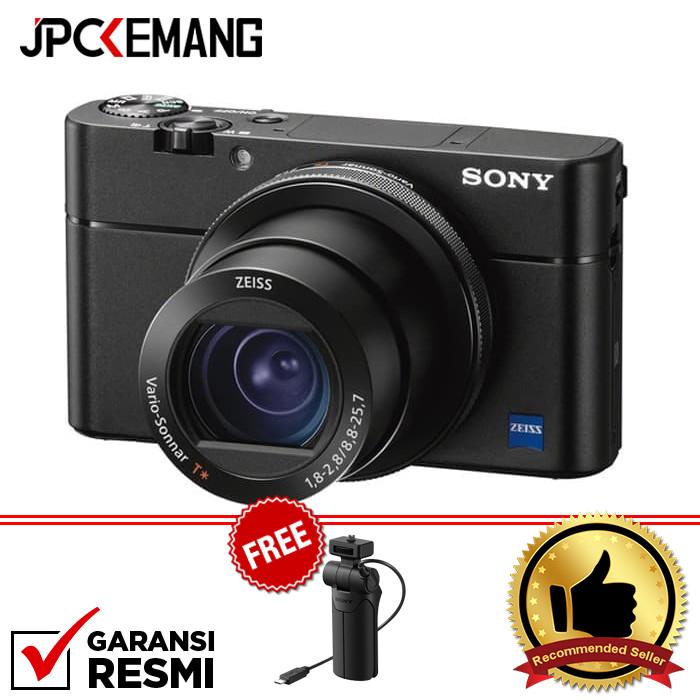 Foto Produk Sony DSC RX100 V A / VA Digital Camera GARANSI RESMI dari JPCKemang