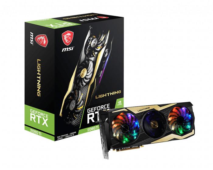 harga Msi geforce rtx 2080 ti 11gb ddr6 - lightning z Tokopedia.com