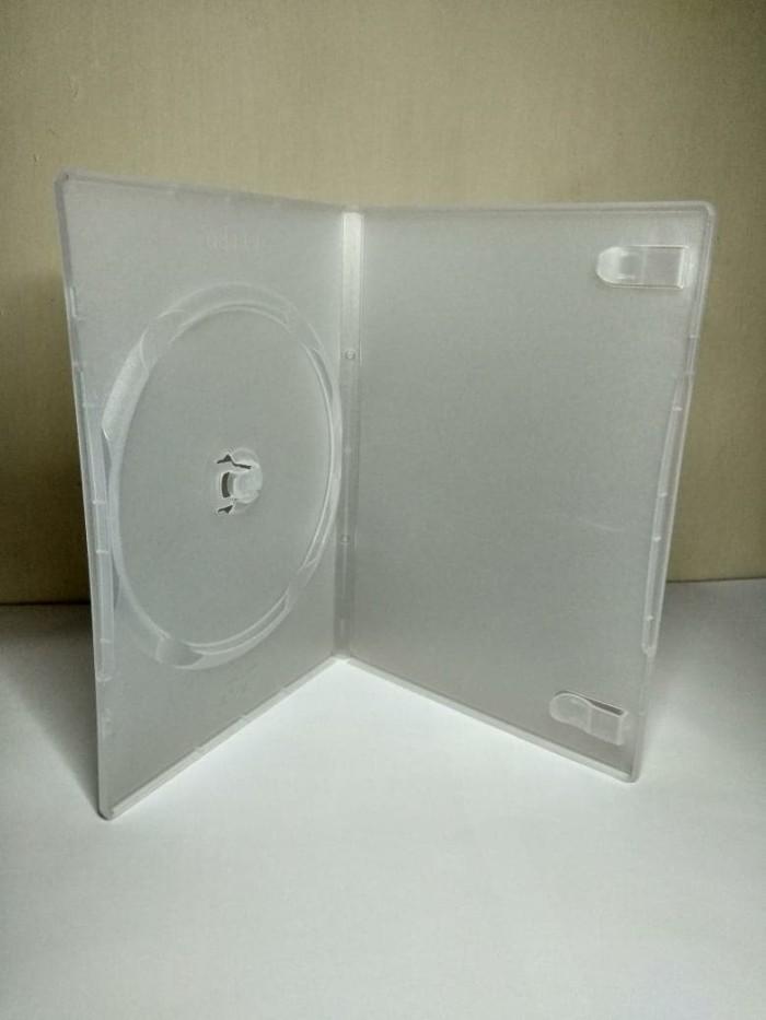 Foto Produk Casing DVD / DVD case GT Pro 9mm / Tempat DVD GT PRO tebal 9mm dari SMART EDUMEDIA