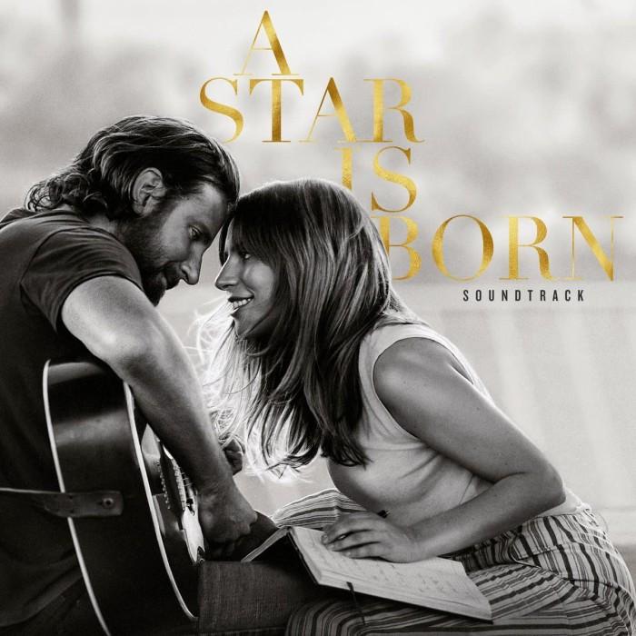 Jual Cd Album Lady Gaga Bradley Cooper A Star Is Born 2018 Soundtrack Kab Karawang Hwstorecd Tokopedia