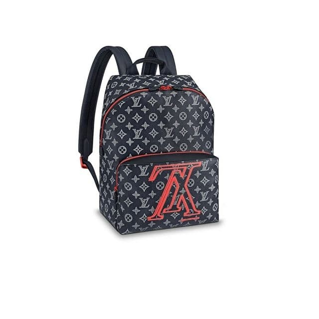 e7fef2e6fe9b Jual Louis Vuitton Apollo Backpack Monogram Upside Dwon Ink Navy ...