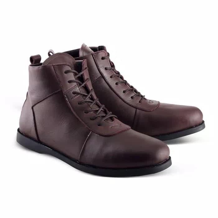 Sepatu Made Brodo Venture Original Made Brode Hitam - Daftar Harga ... 8fa71be81c