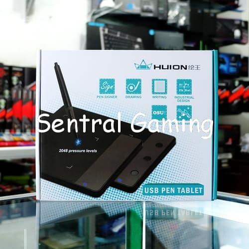 Jual Huion H420 Pen Tablet untuk bermain game OSU - Kota Surakarta -  Sentral Gaming | Tokopedia