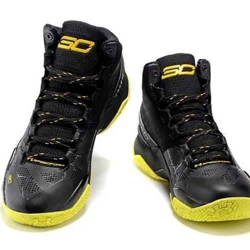 dab50625b3c5 Jual Sepatu Basket Under Armour curry 2 dark knight - brainlystore ...