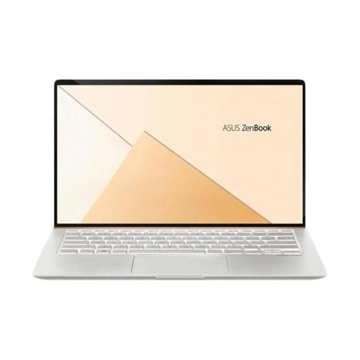 harga Asus zenbook ux333fa-a5802t icicle - silver i5-8265u/ 8gb ddr4/ 256 Tokopedia.com