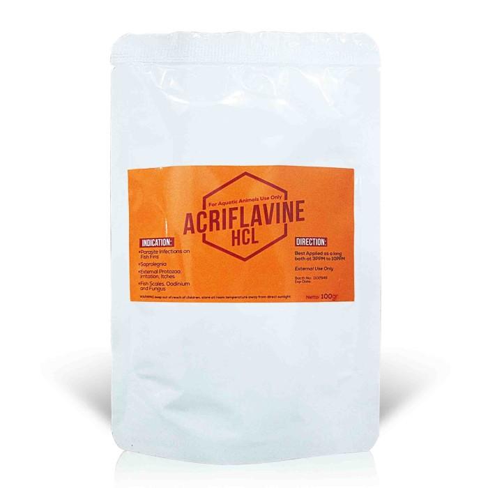 Foto Produk Jual Acriflavine HCl dari Aquaculture - Semua Ada