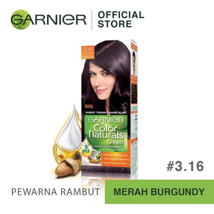 Jual Garnier Color Naturals 3 16 Cat Rambut Burgundy Kota Yogyakarta Sadeyan Mini Mart Tokopedia