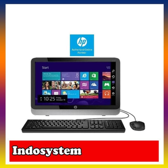 Katalog Hp Pavilion 20 R124d All In One Katalog.or.id