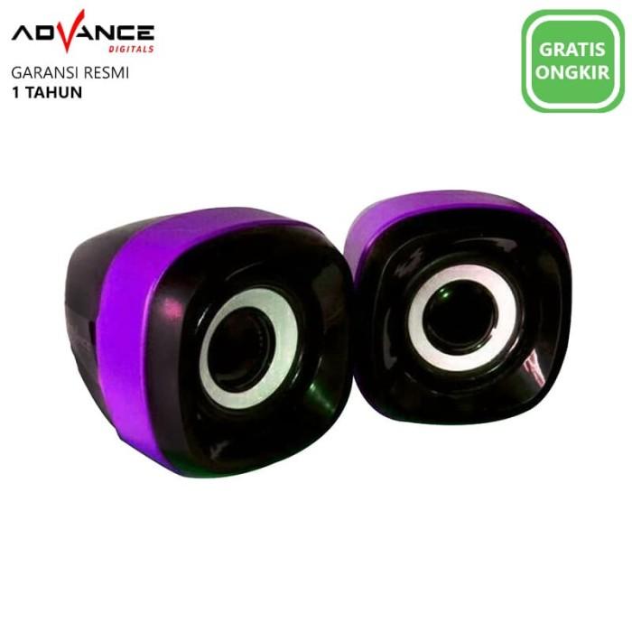 Speaker Advance Multimedia 2.0 Duo-040 XTRA POWER SOUND T415