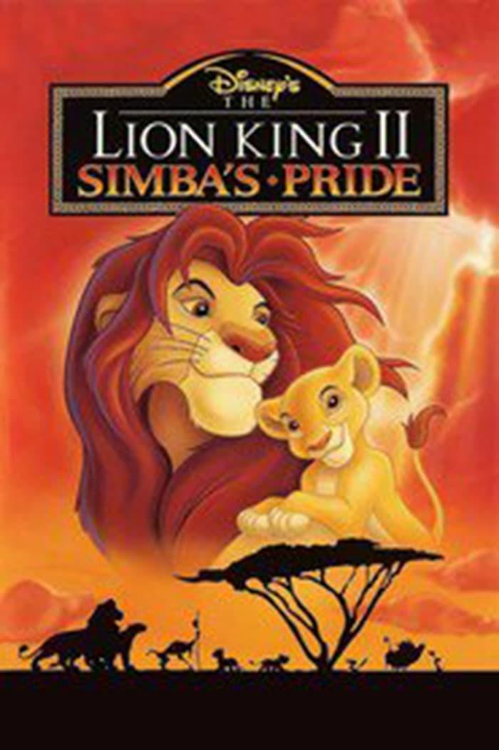 harga Animasi the lion king 2 simbas pride Tokopedia.com