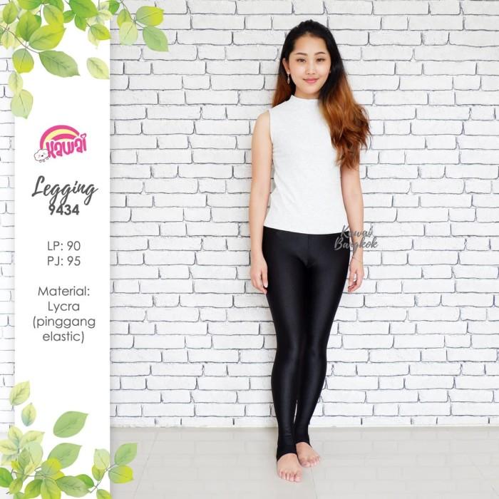 Jual 9434 Pant Celana Legging Injak Kekinian Fashion Wanita Termurahh Kota Surabaya Kawai First Hand Bkk Tokopedia