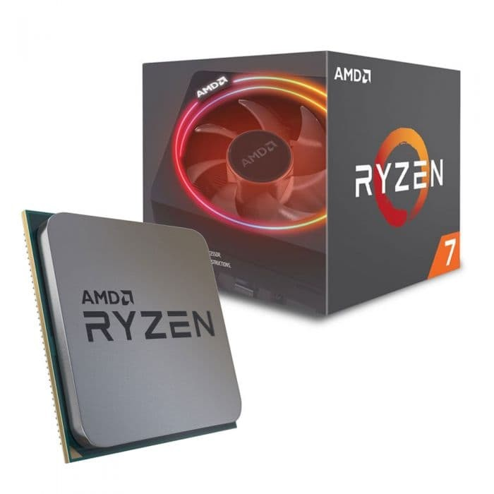 harga Amd ryzen 7 2700x socket am4 [box] - 8 core - prism cooler Tokopedia.com