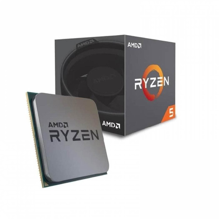 harga Amd ryzen 5 2600x socket am4 [box] - 6 core - spire cooler Tokopedia.com