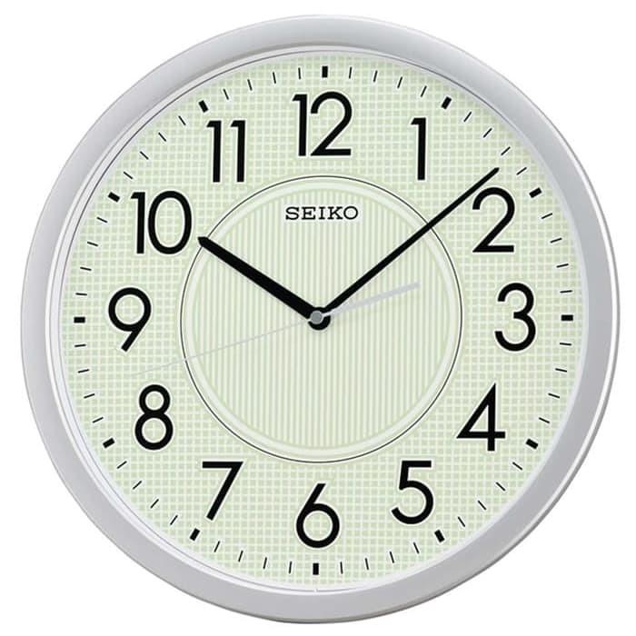 Jual Jam Dinding Seiko QXA629S Original Sweep Lumibrite Murah - Jam ... 999c342603