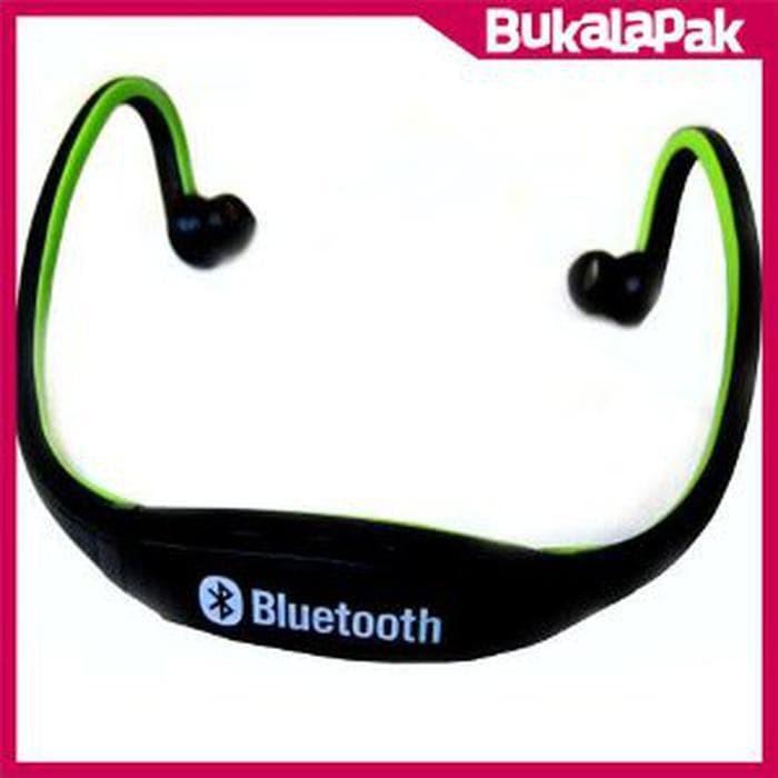 Foto Produk AP - Bluetooth Headset Sports Wireless Earphone BTH-404 dari AP AKSESORIS HP