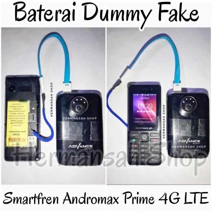 Jual Baterai Dummy Fake Smartfren Andromax Prime - Kab  Tulungagung -  Hermanbagus   Tokopedia