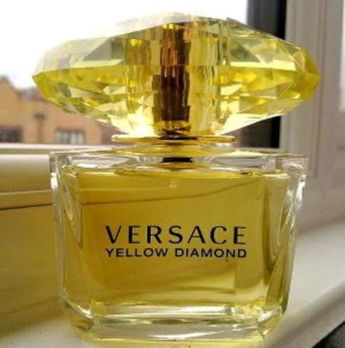 Jual Parfum Versace Yellow Diamond Parfum Wanita Original Terbaik