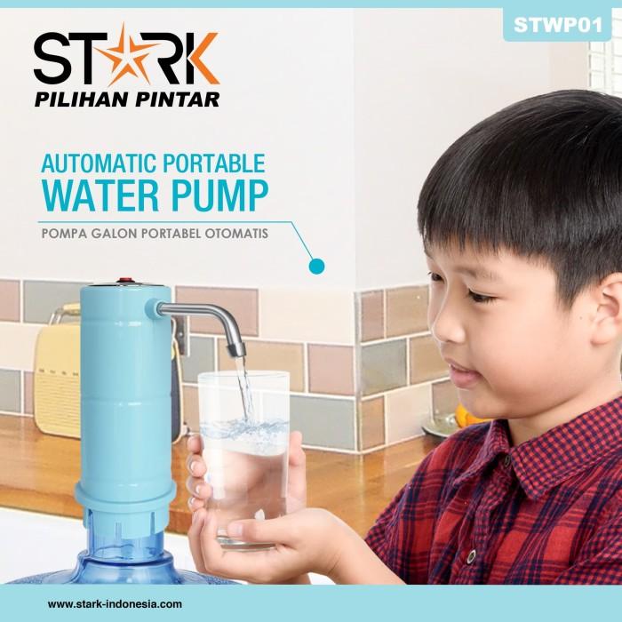 Foto Produk STARK Pompa Galon Otomatis STWP01 (Automatic Waterpump) - Charger dari STARK Indonesia