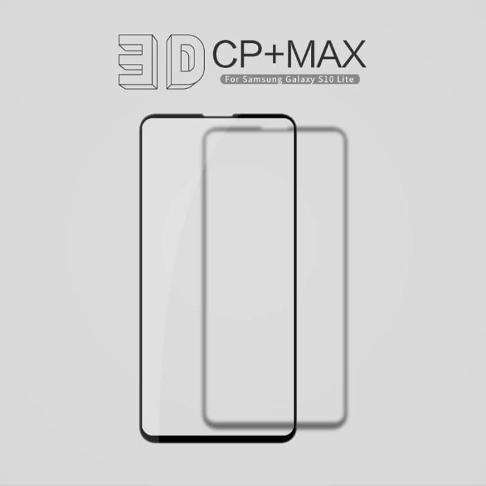 harga Samsung galaxy s10 lite s10e nillkin explosion 3d cp+max tempered glas Tokopedia.com