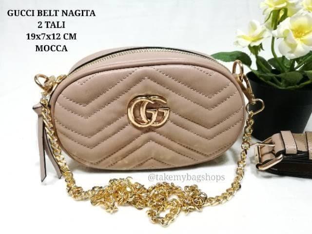 6e3b78cb526 Jual 1Kg 4Tas Gucci Belt Nagita Marmont Tas Batam Import ...