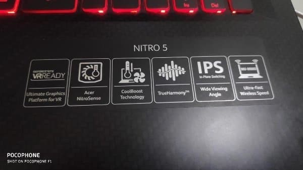 06f89bf5ba1 Jual READY Laptop Gaming Acer Predator Nitro 5 - granat toko | Tokopedia