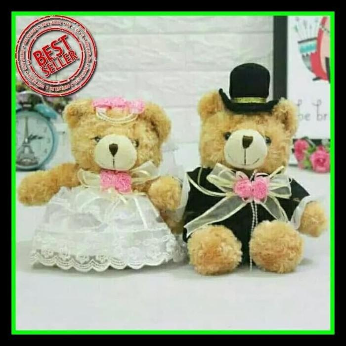 Promo Special Boneka Wedding Couple Pernikahan Beruang Lucu. Toko dalam  status moderasi 9b0ef8a2ab
