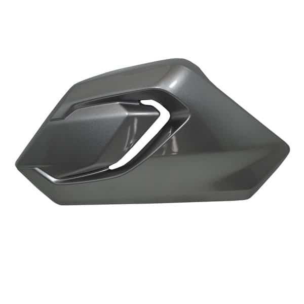 Foto Produk Cover Body Kiri Iron Nail Silver - CB 150 Verza 50270K18960INS dari Honda Cengkareng