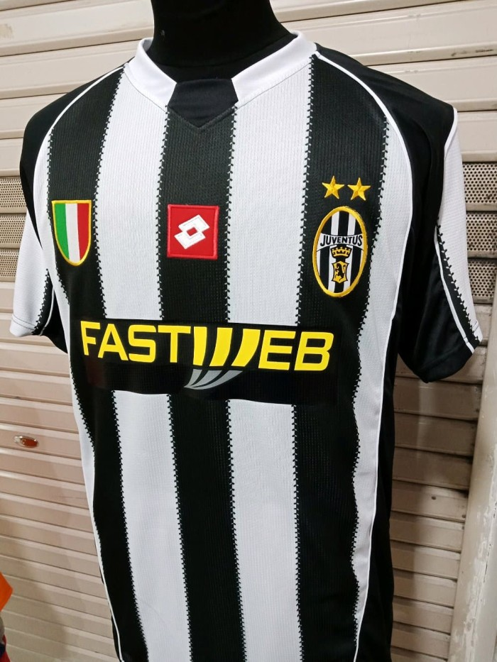 new products 3a19a 9ee2a Jual Jersey Juventus 2002/2003 Home - Kab. Bogor - Eleven Soccer | Tokopedia