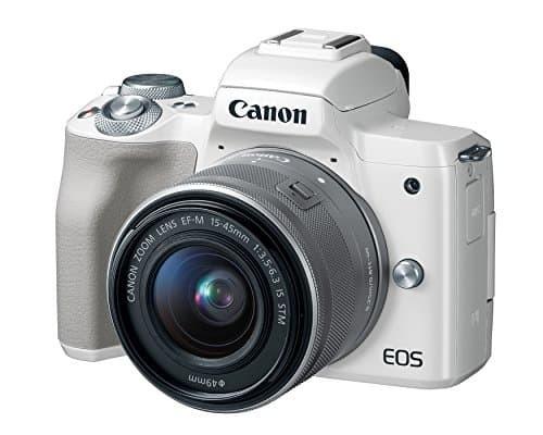 Foto Produk Canon EOS M50 Kit 15-45 Paketan dari Chevaliers