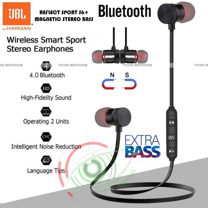 harga Headset bluetooth jbl reflect sport s6 v4.2 + edr Tokopedia.com
