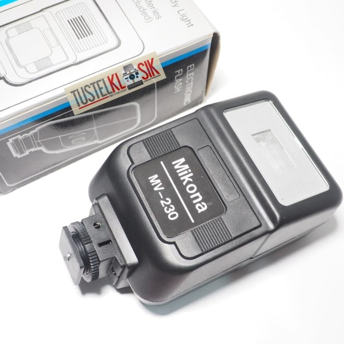 Foto Produk Flash Mikona MV230 for Fujica m1 Daichii m35 prima 35 SLR Rangefinder dari Ninetyfour.gadget