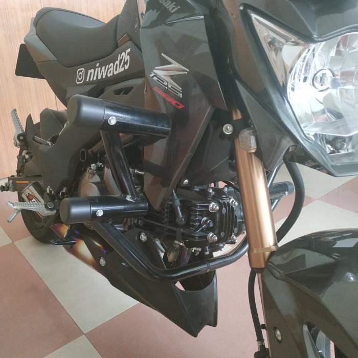 Jual Stunt Cage Crash Bar Frame Slider Sliders Kawasaki Z125 Pro - Kota  Surabaya - niwad25 | Tokopedia